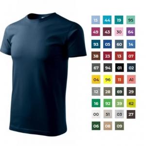 Marškinėliai trumpomis rankovėmis Malfini Basic 129